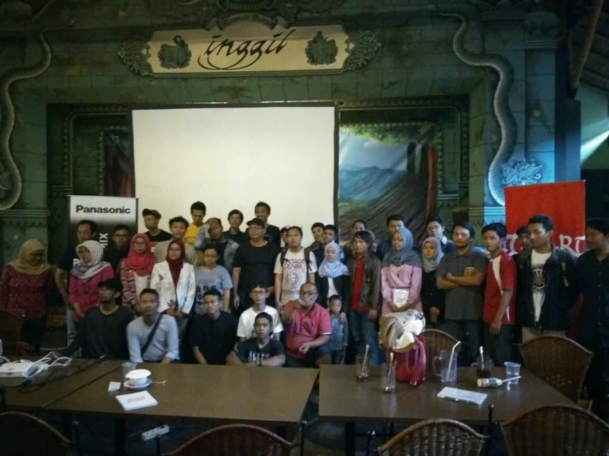 #ClassWith Lumix Sekolah TelusuRI Malang