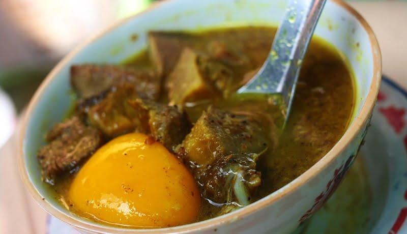 Makanan Khans Makassar Pallubasa