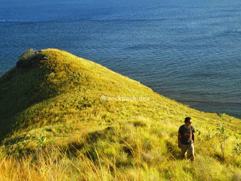 Pulau Kenawa, Percakapan tentang Manusia, Alam, dan Iman