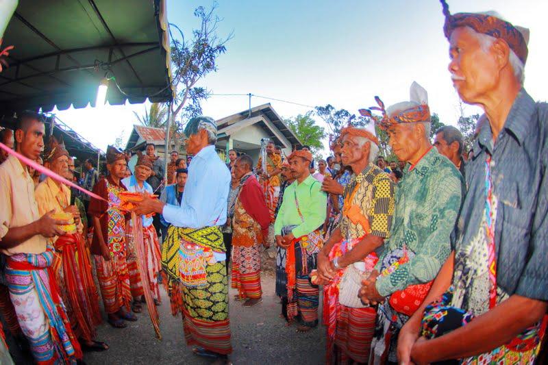 Maso Minta, Mahalnya Melamar Nona Timor