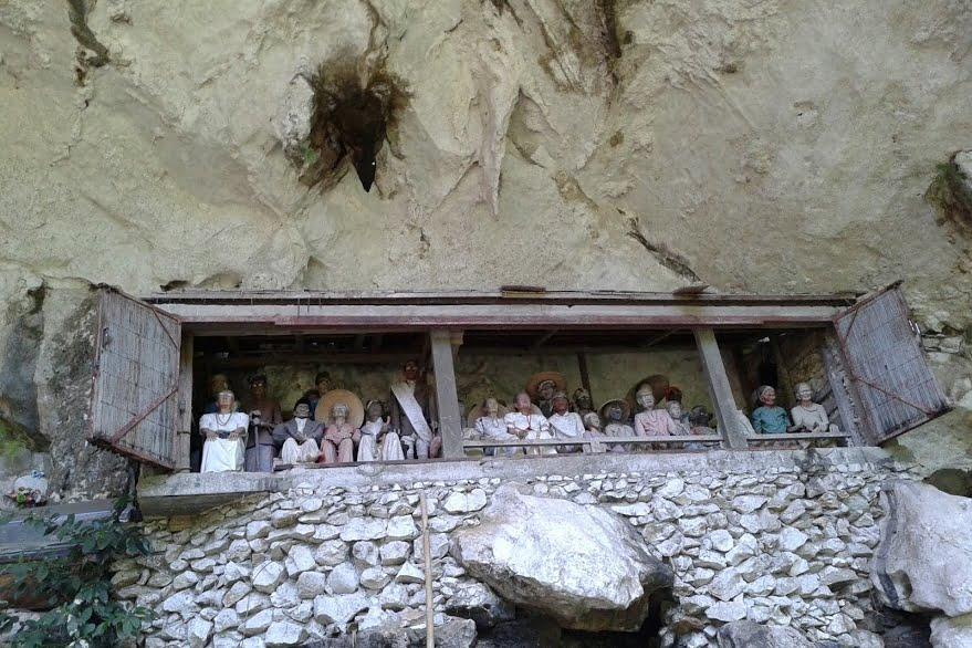 Singgah Sebentar di Tana Toraja