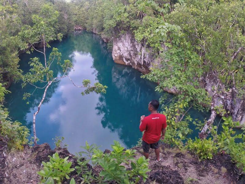 Menelusuri Danau Soli yang Asin dan Misterius