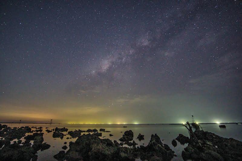 8 Tips Memotret Milky Way