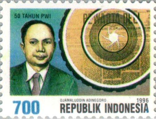 Djamaluddin Adinegoro, Travel Writer Indonesia