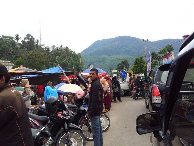 road trip melintasi sumatera barat