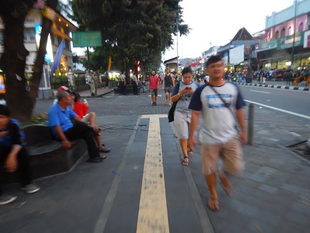9 kota yang ramah pejalan kaki