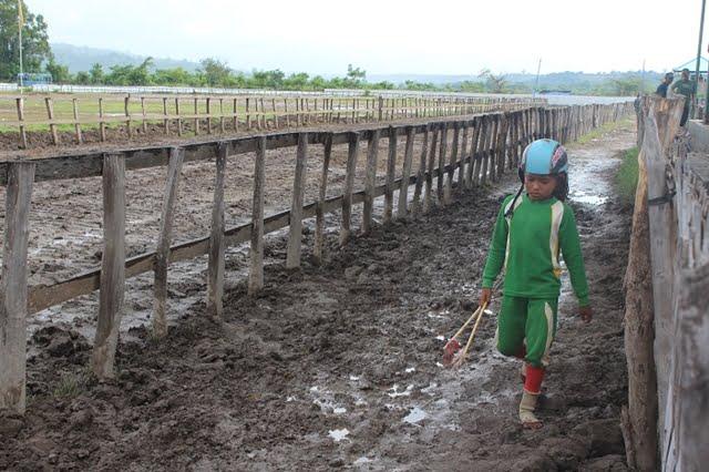 tradisi balapan unik di sumbawa