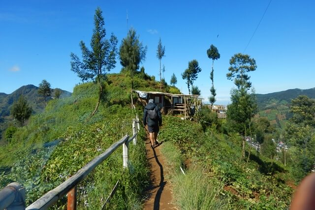 kenapa pendaki perdana kapok naik gunung