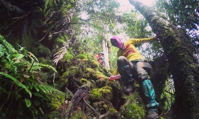 Pendakian Perdana