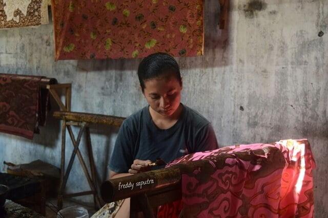 Akulturasi Budaya Tionghoa dan Arab dalam Batik Indonesia