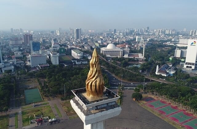 landmark indonesia