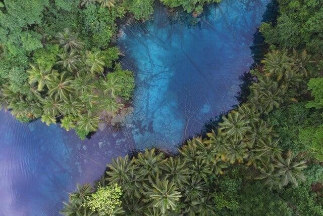 danau nggak terkenal