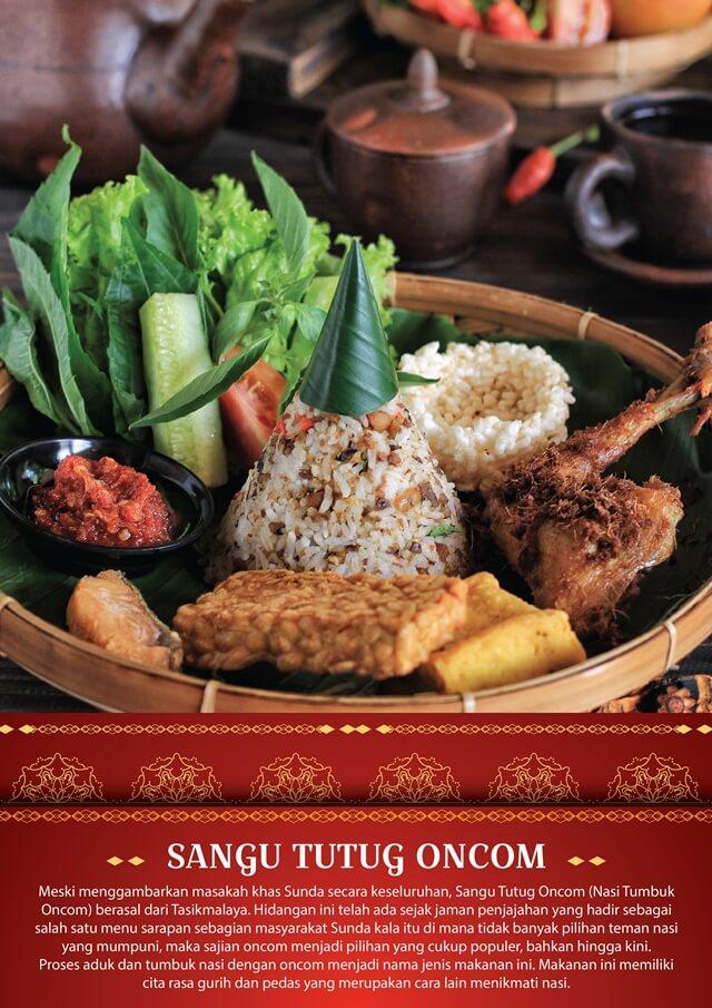 Mencicipi Kuliner Khas Sunda Di Restoran Seeng Nini Tebet