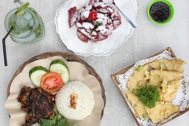"Mau Makan Enak di Tempat Instagrammable? Ke ""Joglo Pari Sewu"" aja"