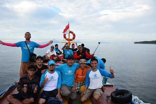 skygrapher goes to krakatau