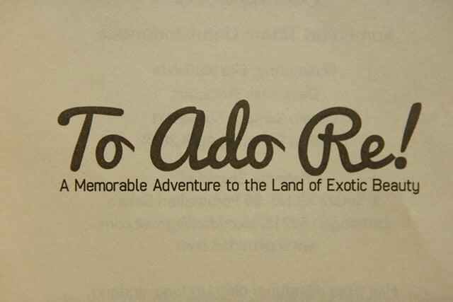 to ado re