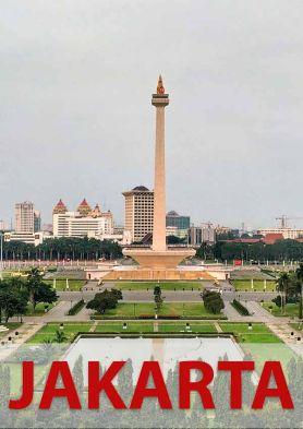 Telusuri Kota Jakarta