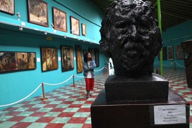Menelusuri Jejak Sang Maestro di Museum Affandi