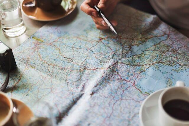 membuat itinerary