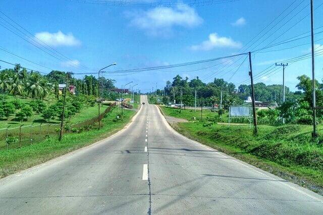 mudik naik bis lintas sumatera