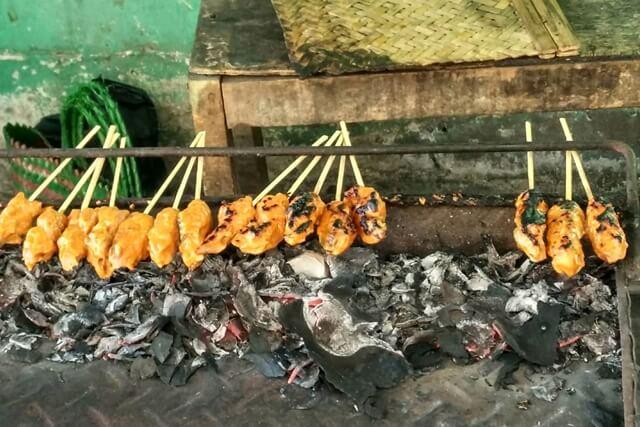 sate khas lombok