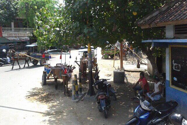 menelusuri indonesia jalur darat