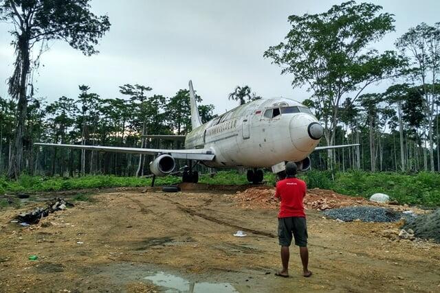 pesawat koya