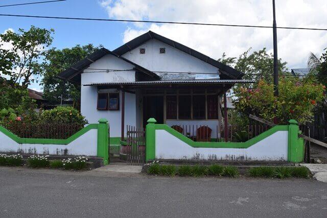 Singgah ke Bekas Rumah Presiden Soeharto di Weda