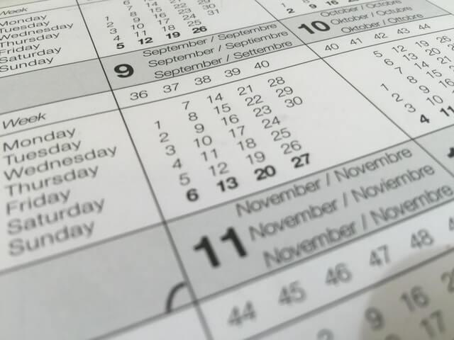 Siap-siap! Bakal Ada 5 Acara Seru Bulan November Nanti