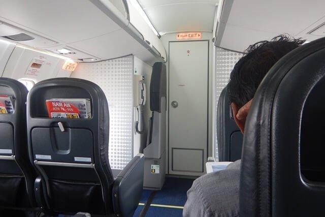 naik pesawat atr 72