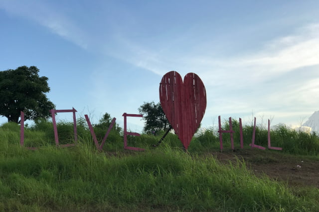 bukit cinta kupang