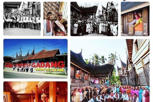 Festival Saribu Rumah Gadang 2019, Bukan Cuma Merawat Rumah Adat