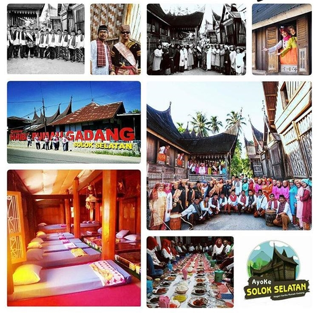 festival saribu rumah gadang 2019