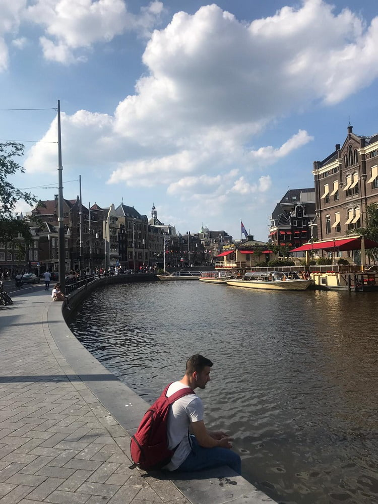 Rokin area, Amsterdam