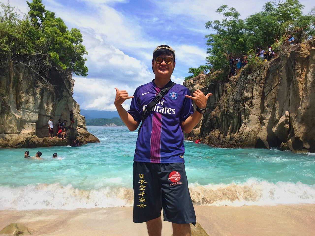 Wisata Ke Pulau Lak / Mamats