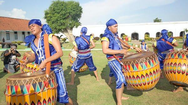 "Berkenalan dengan ""Dol,"" Alat Musik Tradisional dari Bengkulu"