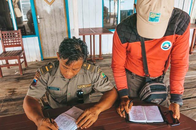 """Ikut Patroli """"Ranger"""" Taman Nasional Karimunjawa (1)"""