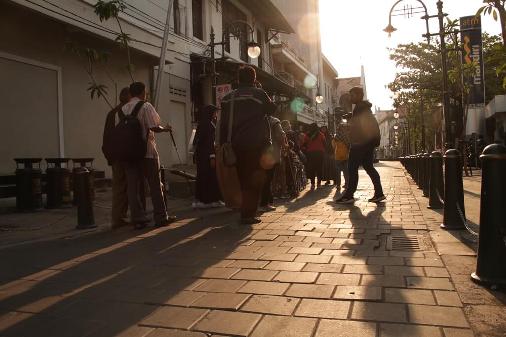 Menelusuri Jejak Sejarah Masa Lalu Kota Lama-Pecinan Semarang*