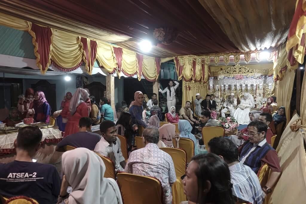 """Setelah """"Isi Lambung Tengah"""" di Pesta Perkawinan Kapoposang"""