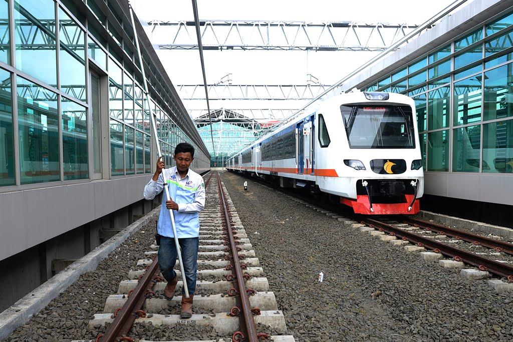 4 Kereta Bandara di Indonesia