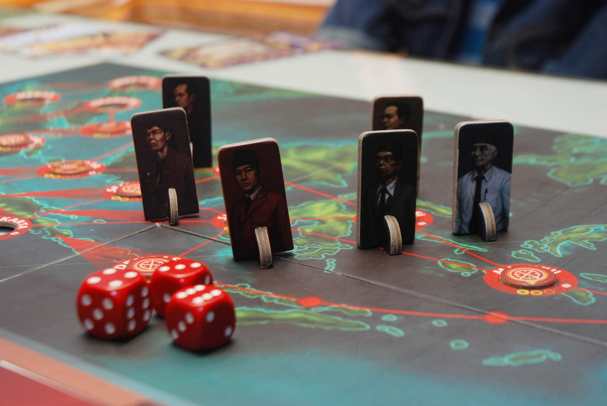 """""""Board Games"""" Indonesia yang Seru Dimainkan saat di Rumah Aja"""