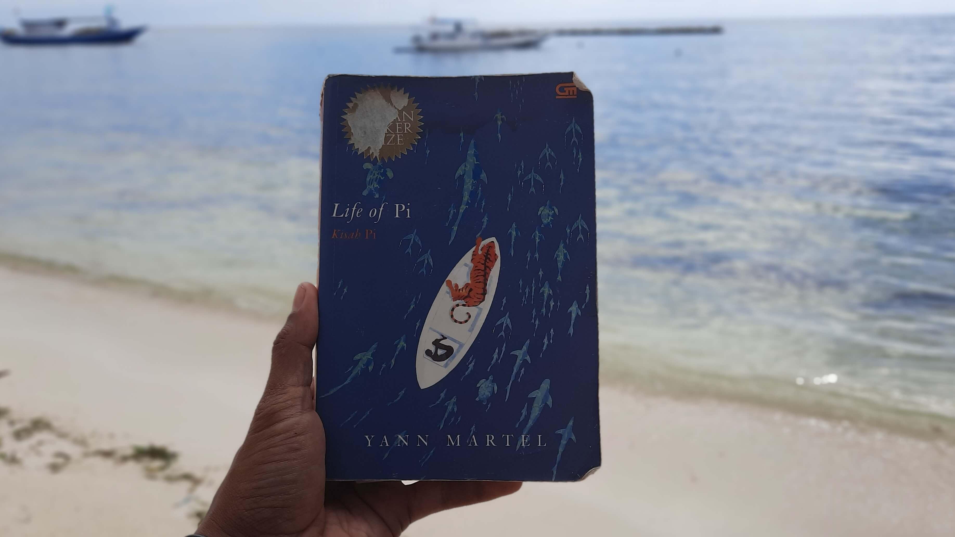 Buku yang Mencari Pembaca
