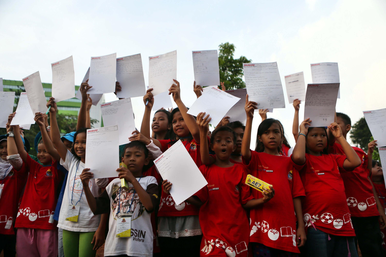 NuArt Talks dan Renungan Menjelang Hari Anak Nasional