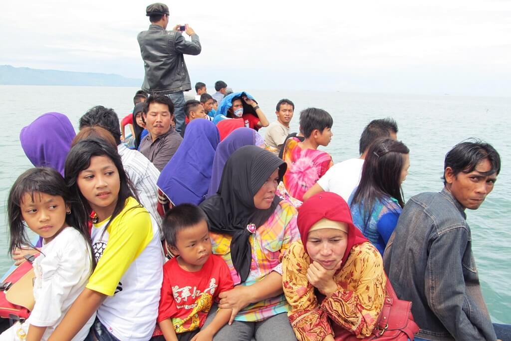 Menjajal Perahu Nelayan Laut Kidul