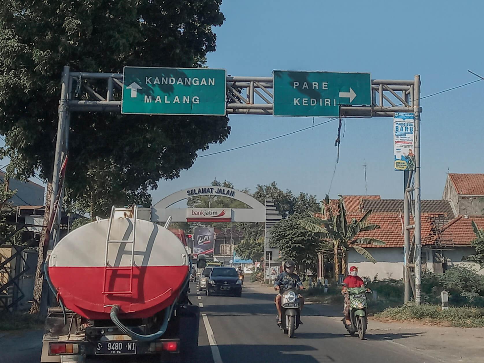Cerita di Kota Kerajaan Prabu Joyoboyo, Kediri