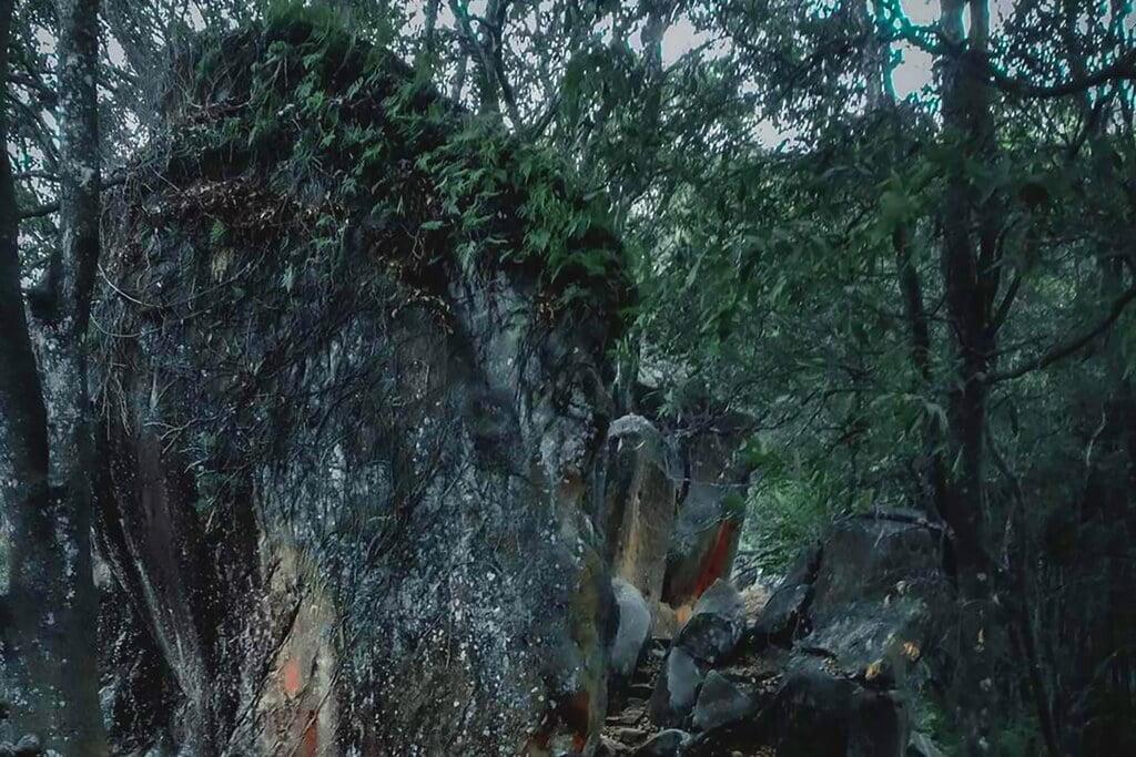 gunung nagara padang