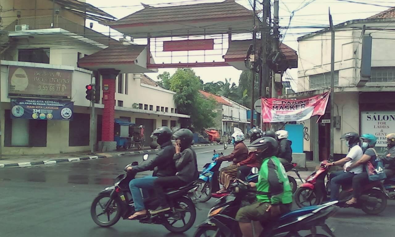 Menelusuri Jalan Kelenteng Bandung