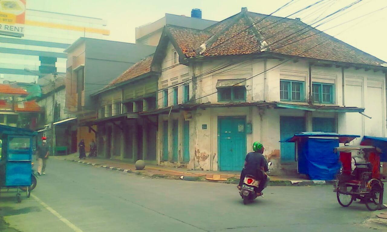 Jalan Kelenteng Bandung