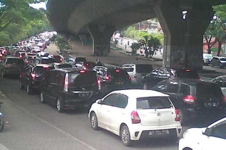 Sabtu Sore di Jalan Pasteur Bandung
