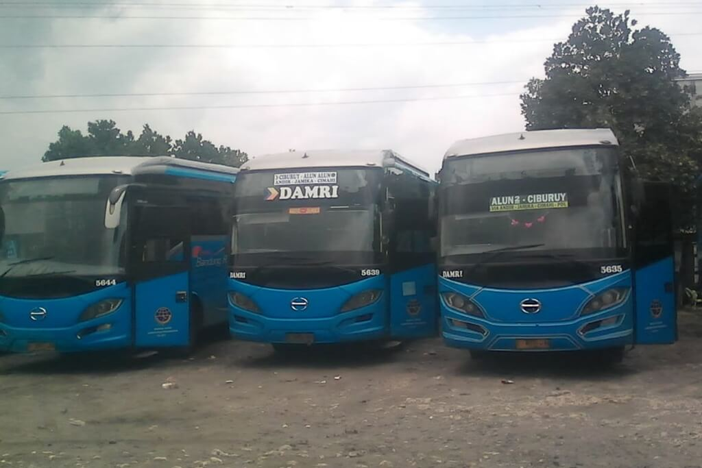 Perjalanan Menembus Tiga Kota/Kabupaten menuju Situ Ciburuy